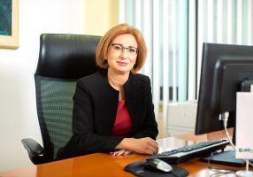 Anita Stojčevska, Chief Executive Officer
