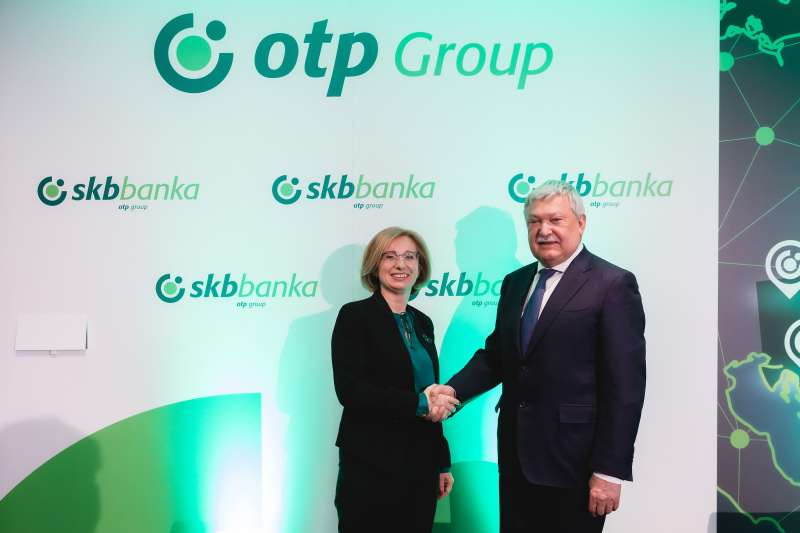 OTP BANK SUCCESSFULLY COMPLETED THE ACQUISITION OF SKB BANK